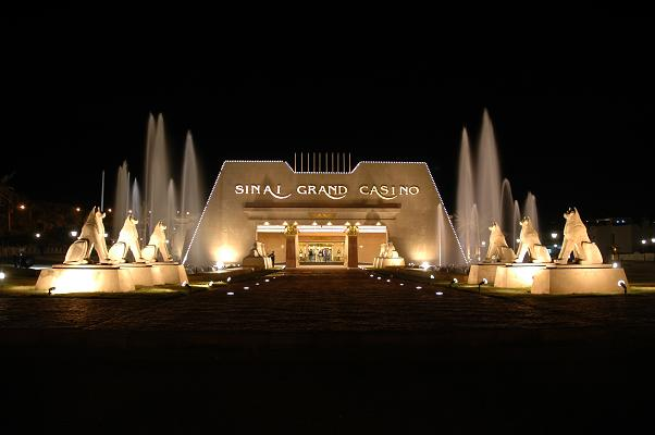 egyptian casino